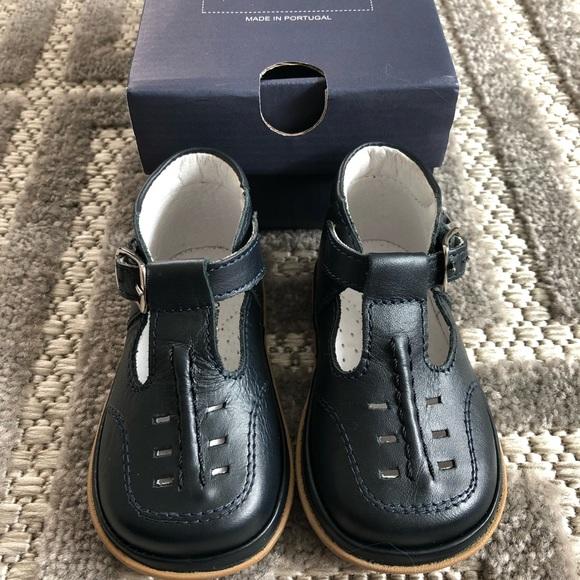 Fofito Portuguese Leather Infant Shoes